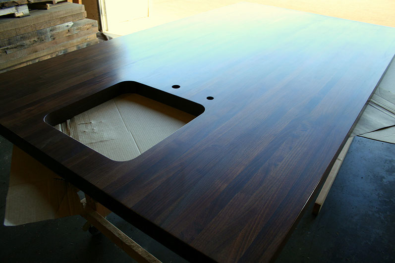 Eastern Black Walnut Butcher Block