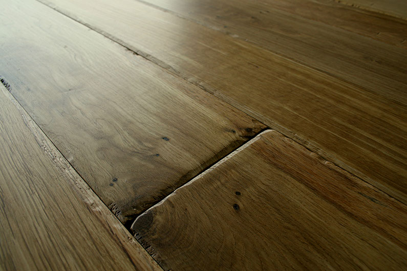 Oregon White Oak Flooring